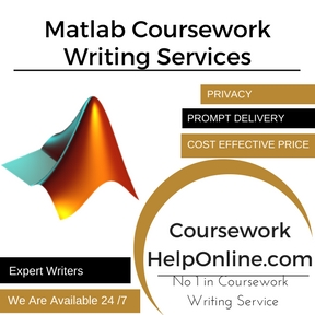 Matlab Coursework Writing Services