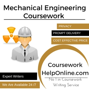 Mechanical Engineering Coursework Writing Service