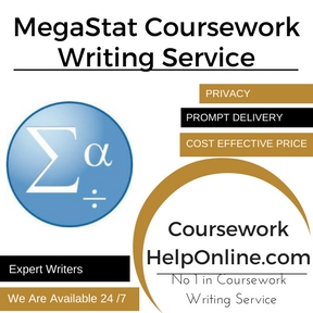 MegaStat Coursework Writing ServiceMegaStat Coursework Writing Service