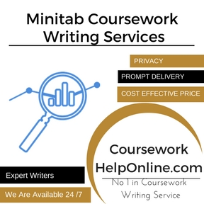 Minitab Coursework Writing Services