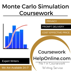 Monte Carlo Simulation Coursework Writing Service