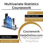 Multivariate Statistics