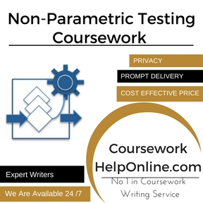 Non-Parametric Testing Coursework Writing Service