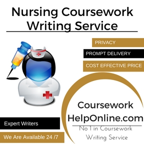 Nursing Coursework Writing Service