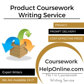 Product Coursework Writing Service