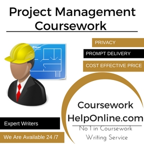 Project Management Coursework Writing Service