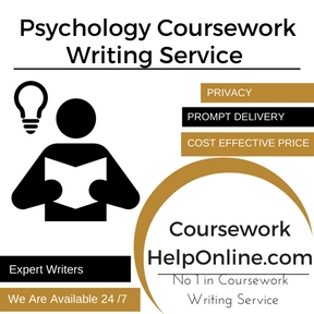Psychology Coursework Writing Service