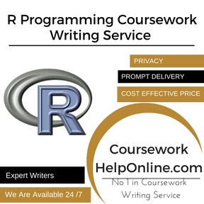 R Programming Coursework Writing Service