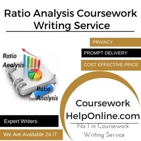 Ratio Analysis Coursework Writing Service