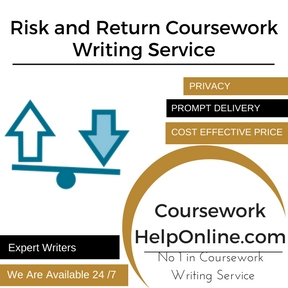 Risk and Return Coursework Writing Service