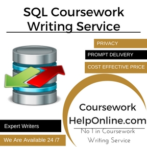 SQL Coursework Writing Service