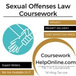 Sexual Offenses Law