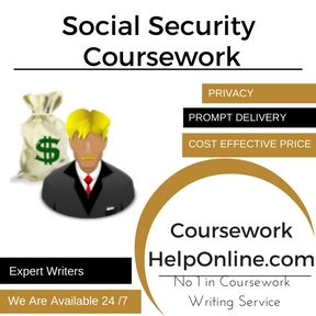 Social Security Coursework Service