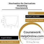 Stochastics for Derivatives Modelling
