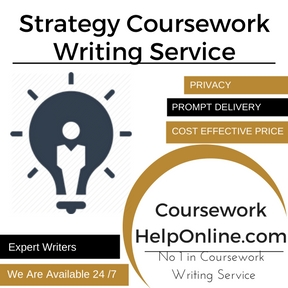 Strategy Coursework Writing Service