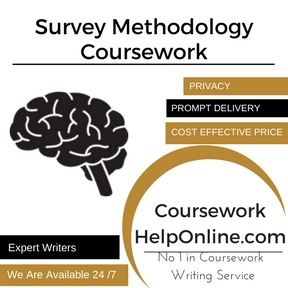 Survey Methodology Coursework Writing Service
