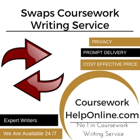 Swaps Coursework Writing Service