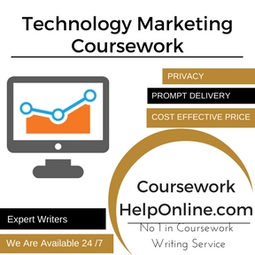 Technology Marketing Coursework Writing Service