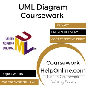 UML Diagram Coursework Writing Service