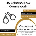 US Criminal Law