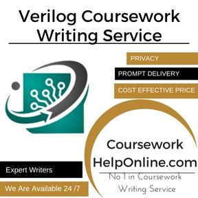 Verilog Coursework Writing Service