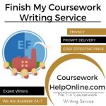 Finish My Coursework Writing Service