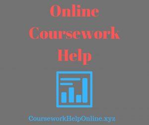 Online Coursework Help